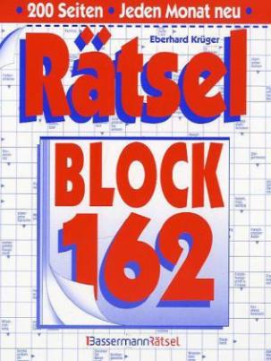Rätselblock. Bd.162