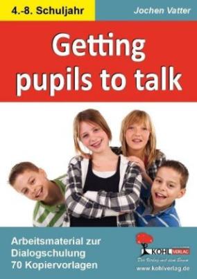 Getting pupils to talk