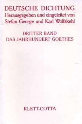 Das Jahrhundert Goethes