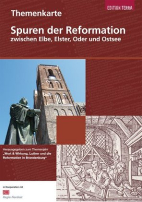 Spuren der Reformation, Themenkarte