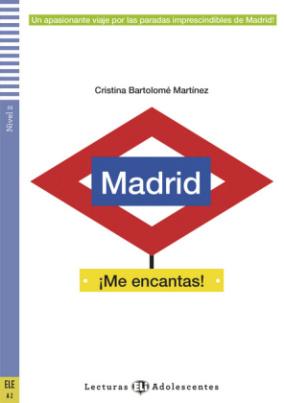 ¡Madrid! ¡Me encantas!, m. Audio-CD