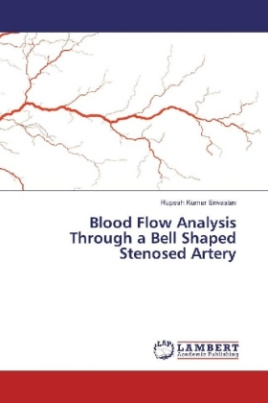 Blood Flow Analysis Through a Bell Shaped Stenosed Artery