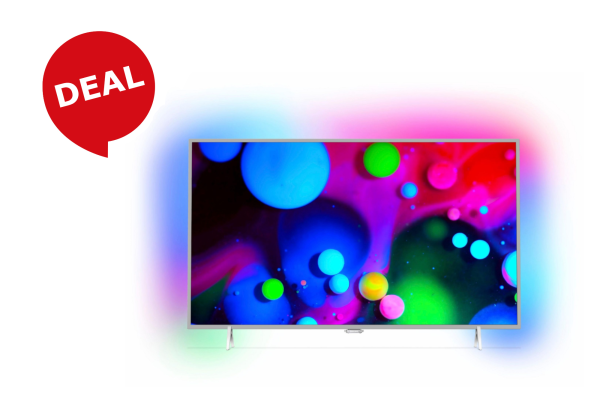 "PHILIPS Fernseher ""49PUS6452"" (123 cm/49 Zoll, 4K Ultra HD, Smart-TV, Ambilight)"