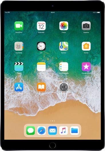 "APPLE Tablet ""iPad Pro"" (10,5 Zoll, 64 GB, grau, 2017)"