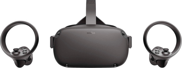 "OCULUS VR-Brille ""Quest"" (64 GB, inkl. Controller)"
