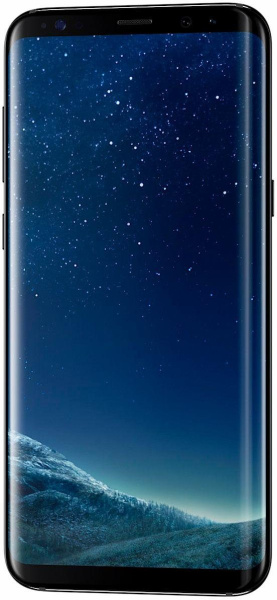 "SAMSUNG Smartphone ""Galaxy S8"" (5,8 Zoll, LTE, Android, schwarz, 2017)"