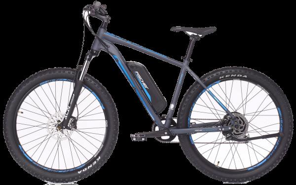 """FISCHER E-Bike """"EM 1725"""" (9 Gang Shimano XT Schaltwerk, Heckmotor 250 W)"""
