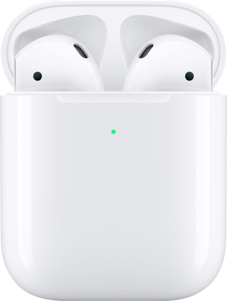 "APPLE Kopfhörer ""AirPods"" (inkl. Wireless Charging Case, Bluetooth, 2019)"