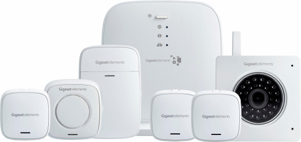 gigaset smart home alarm system l alarmanlage otto now. Black Bedroom Furniture Sets. Home Design Ideas