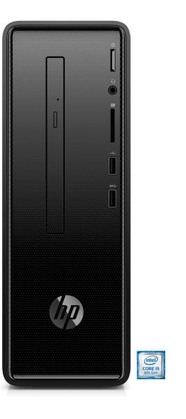 "HP Desktop-PC ""Pavilion Slimline 290-p0501ng"" (i5-8400, Intel UHD Graphics 630, 8 GB RAM, 1 TB HDD)"