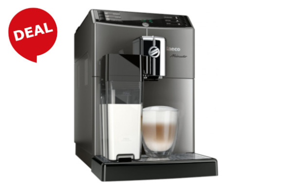 "SAECO Kaffeevollautomat ""HD8867/11 Minuto"" (15 bar, Keramik-Mahlwerk)"