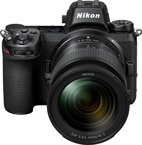 "NIKON Kamera ""Kit Z 6"" (24 MP, 24-70 mm, Wifi, Bluetooth)"