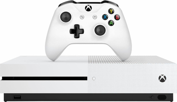 "MICROSOFT Konsole ""Xbox One S"" (500GB, 4K Ultra HD)"
