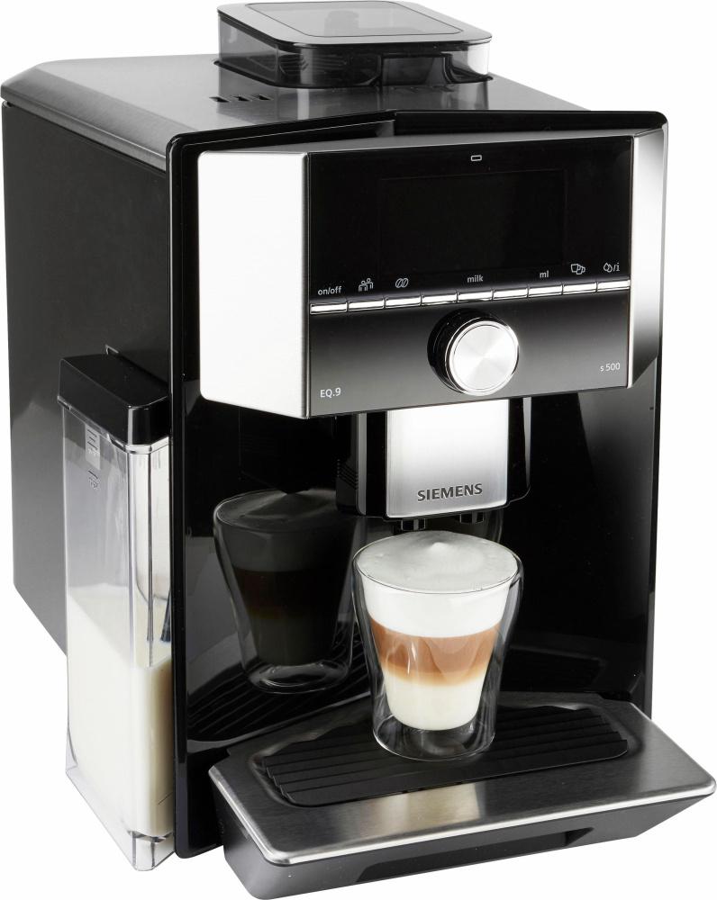 Siemens Kaffeevollautomat Eq 9 S500 Ti915539de 19 Bar
