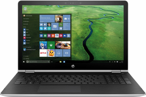 "HP 2in1-Notebook ""Pavilion x36015-br016ng"" (15,6 Zoll, 1000 GB HDD, 8 GB RAM)"