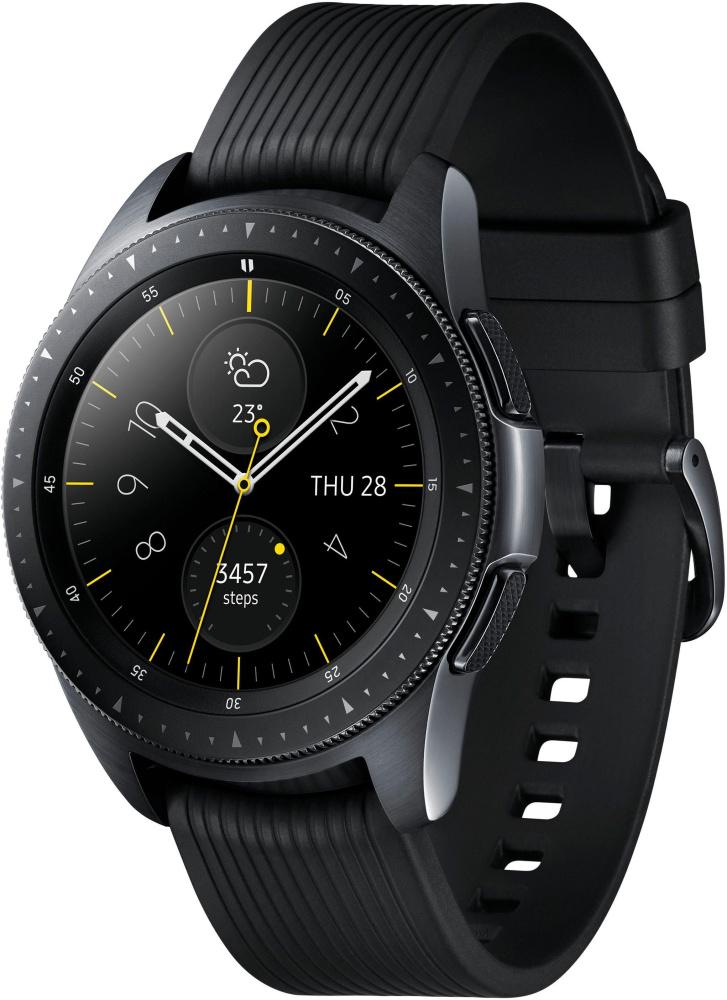 SAMSUNG Smart Watch »Galaxy Watch« (42mm, 1,2 Zoll, Tizen OS, LTE)