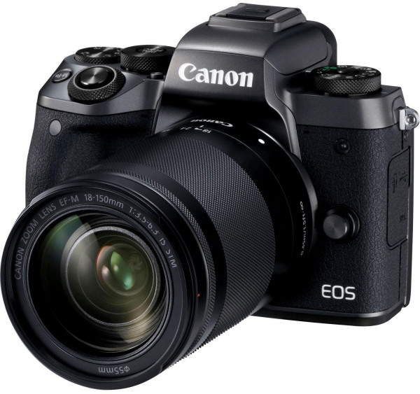 Canon EOS 750D + EF-S 18-55 mm