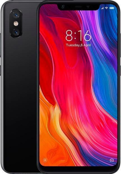 "XIAOMI Smartphone ""Mi 8"" (6,2 Zoll, 64 GB, 12 MP, Android, 2018)"