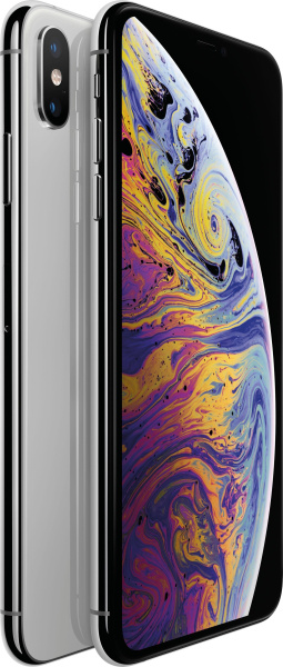"APPLE Smartphone ""iPhone XS Max"" (64 GB, silber)"