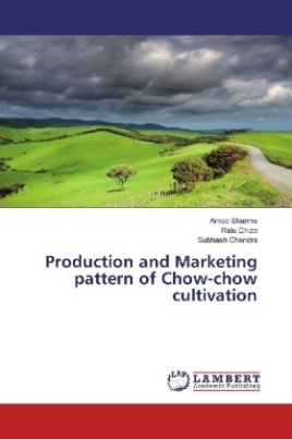 Production and Marketing pattern of Chow-chow cultivation