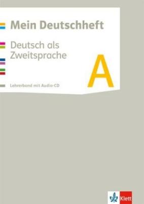 Mein Deutschheft, Lehrerband mit Audio-CD