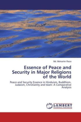 Essence of Peace and Security in Major Religions of the World