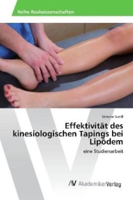 Effektivität des kinesiologischen Tapings bei Lipödem