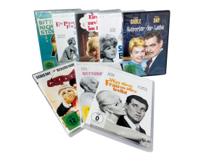 Doris Day 8er-Set