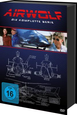 Airwolf - Die komplette Serie
