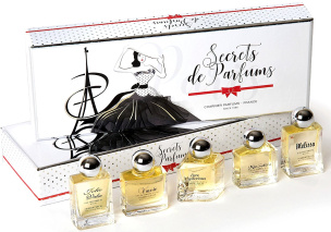 Secrets de Parfums 5 Miniaturen Set
