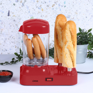 Hot-Dog-Maschine