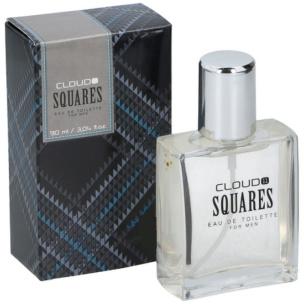 Parfüm SQUARES von Cloud 11 Eau de Toilette für Ihn (EdT)