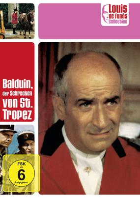 Louis de Funès: Balduin, der Schrecken von St. Tropez