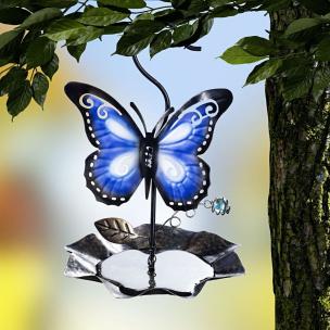 Vogeltränke Schmetterling