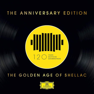 DG 120 - The Golden Age Of Shellac