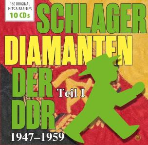 Schlager-Diamanten der DDR (1947-1959)