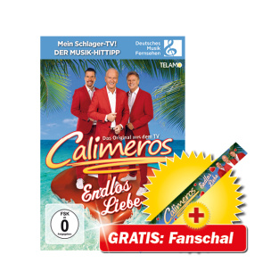 Endlos Liebe + GRATIS Fanschal