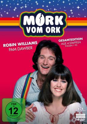 Mork vom Ork - Gesamtedition