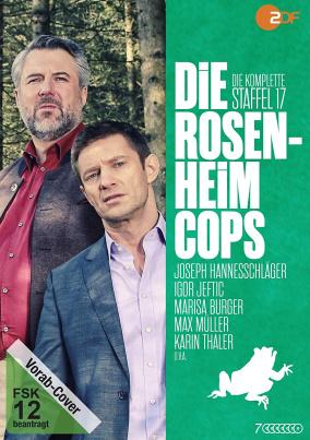 Die Rosenheim-Cops - Die komplette 17.Staffel