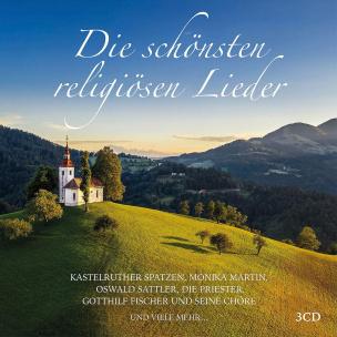 Die schönsten religiösen Lieder