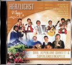 Orig. Alpenland Quintett & Superländlerkapelle - Herzlichst