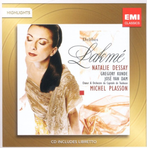 Michel Plasson / Lakme (Delibes) (CD)