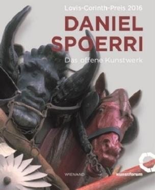 Daniel Spoerri - Lovis-Corinth-Preis 2016