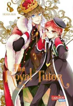 The Royal Tutor. Bd.8