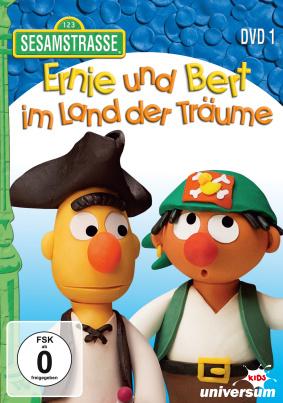Sesamstraße - Ernie und Bert im Land der Träume