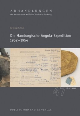 Die Hamburgische Angola-Expedition 1952 - 1954