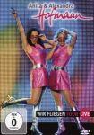 Anita & Alexandra Hofmann / Wir fliegen Tour - Live (DVD)