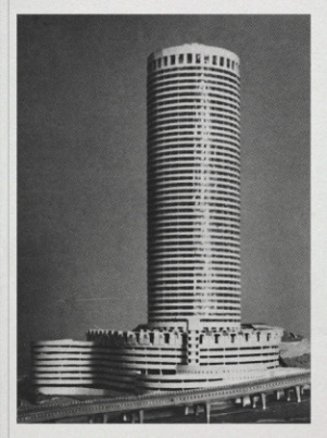 Ponte City Revisited: 54 Storeys
