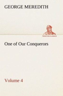 One of Our Conquerors - Volume 4