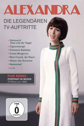 Alexandra - Die legendären TV Auftritte